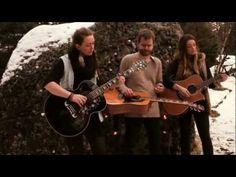 "Music video from the Icelandic band - Ylja - The songs name is ""Konan með sjalið"""