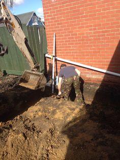 Digging!!
