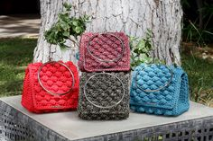 Matoohandmade Mini purse Gucci Soho Disco, Mini Purse, Luxury Bags, Purses, Crochet, Handbags, Chrochet, Wallets, Crocheting