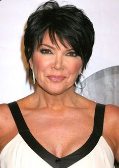 Textured Pixie Cut for women over 50