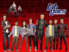 Disney's Lab Rats! I love this show too!