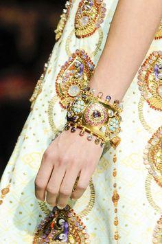 Indian Designer Manish Arora - Paris Spring 2013