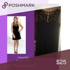 Lauren Conrad dress Beautiful little black dress LC Lauren Conrad Dresses Mini