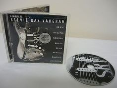 A Tribute to Stevie Ray Vaughan by Various Artists CD R&B Popular Music Sale