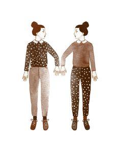 Illustrations by Sara Söderholm