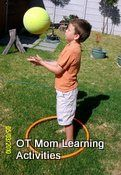 Fun and easy games and activities to improve your child's hand eye coordination!