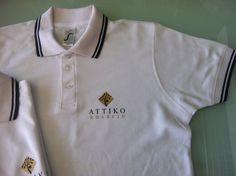 Attico College-athens, Polo Shirts #poloshirt #atticocollege #college