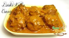 Lauki Kofta Curry Recipe — Indian Vegetarian Recipe in Hindi with English Subtitles