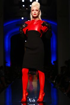 Jean-Paul Gaultier Couture Fall Winter 2014 Fashion Show in Paris