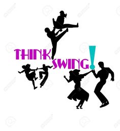 Think Swing Dancers Royalty Free Cliparts, Vectors, And Stock ...