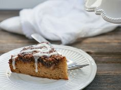 Cinnamon Coffee Cake - My Heart Beets