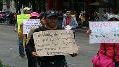 MAESTROS MEXICANOS PIDEN SOLIDARIDAD MUNDIAL ANTE REPRESION      Maestros mexicanos piden solidaridad mundial ante represiónIntegrantes de la CNTE y otros sectores de la sociedad han protestado desde hace semanas en diferentes lugares de México. El magisterio solicitó protestas en las embajadas mexicanas y otras acciones para denunciar la represión policial que ha dejado 13 muertos. La Coordinadora Nacional de Trabajadores de la Educación (CNTE) pidió este martes la solidaridad de la…