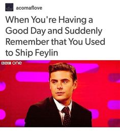 I CAN PROUDLY SAY I NEVER SHIPPED BY BABY WITH THE TOOL. EVA. I always waited for another person I could ship her with even if it wouldn't happen, I waited for you Rhys dammit did I wait