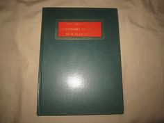 ~~ THE COLLECTOR'S DICTIONARY OF CLOCKS H. ALAN LLOYD 1964  ~~