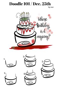 """Click below for pdf Doodle101/WhoseBirthdayIsItAnyway/SueCarro A favorite story I like to tell to my """"kids"""" at church is this… There once was a boy named Billy. He was SOOOO exci…"""