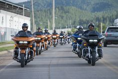 There's only one place to go to find out about the new Road Glide motorcycles. Your local dealer. Get all your questions answered from people who know. Fine a Dealer. | 2015 Harley-Davidson Project #RUSHMORE Road Glide