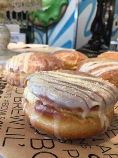 Umm, of course there are amazing donuts in Denver. Just think about it.