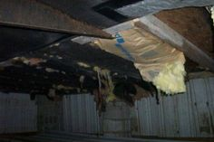 Insulating Under A Mobile Home Skirting on cement board skirting, insulating mobile home floors, insulating mobile home walls, insulating mobile home ceilings,