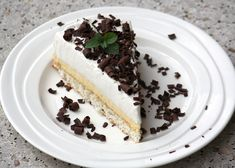 Dessert Recipes, Desserts, Baked Goods, Tiramisu, Mousse, Cheesecake, Food And Drink, Baking, Ethnic Recipes