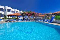 Hotel Kolymbia Sun, recenze hotelu, dovolená a zájezdy do tohoto hotelu na Invia.cz