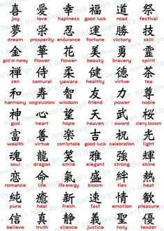 Chinese Letter Tattoos, Chinese Symbol Tattoos, Japanese Tattoo Symbols, Japanese Symbol, Japanese Tattoo Art, Japanese Kanji, Japanese Words, Chinese Symbols, Japanese Letters Tattoo