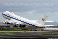 USA - Air Force 73-1677 Boeing E-4B (747-200B) aircraft picture