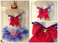 Sailor Moon costume - super cute! when you watch the series and fall in love, we should do this for halloween as our third night out :3