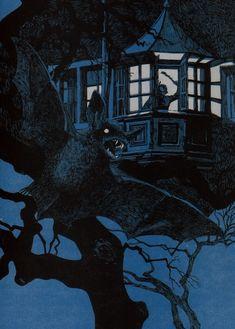 Dark Art Illustrations, Illustration Art, The Graveyard Book, Real Vampires, Horror Tale, Creature Feature, Chiaroscuro, Gothic Art, Occult