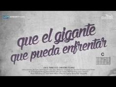 Christine D'Clario - En el Trono Está - YouTube