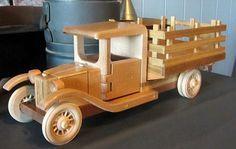 1930's Toy Truck design