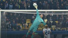 Liga Mistrzów: kolejna wpadka Chelsea Londyn