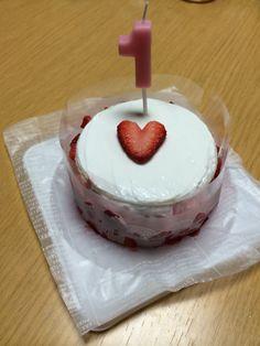 1歳バースデーケーキ