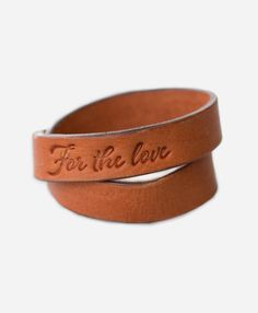 For the Love Bracelet - Noonday Collection