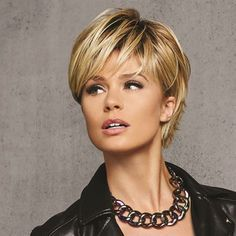 Looking for an easy answer to a BAD hair day? Check out new arrival Textured Fringe Bob #Wig by Hairdo