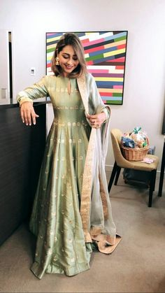 Shop all new designer indian clothing such as lehengas anarkalis gowns kurtas dupattas blouses and more! The post Shop all new designer indian clothing such as lehengas anarkalis gowns kurtas appeared first on Best Dress. Kurta Designs Women, Salwar Designs, Kurti Designs Party Wear, Dress Designs, Indian Attire, Indian Ethnic Wear, Ethnic Gown, Ethnic Style, Ethnic Outfits
