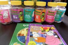 Keep your children healthy with Treehouse Gummies Giveaway CAN - Tales of a Ranting Ginger