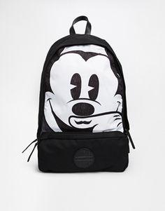 Eleven Paris Mickey Moustache Backpack
