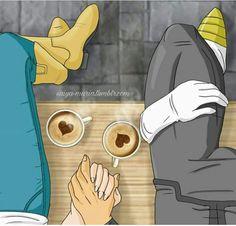 Vegeta & Bulma