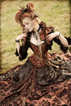SteamPunk Divas - #steamPUNK ♞ #steampunk #coupon code nicesup123 gets 25% off at Provestra.com and leadingedgehealth.com .