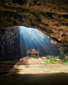Phraya Nakhon Caves, Thailand