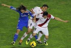 real-vallecano Real Madrid, Football, News, Sports, Soccer, American Football, Sport, Soccer Ball, Futbol