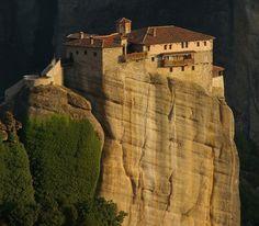 Mosteiros de Metéora - Grécia | Você realmente sabia?