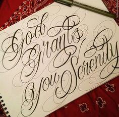 God Grants you Serenity