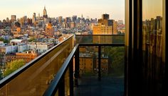 With a beautiful view like that how can you not? Thompson LES, #NYC #NewYork #iGottaTravel