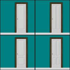 My Sims 3 Blog: Windows and Doors