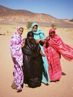 Tuareg , nomads