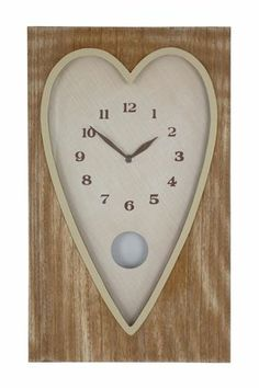 Buy Heart Wall Clock from the Next UK online shop