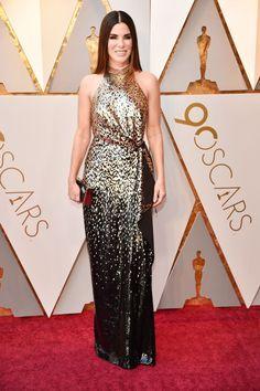 Best Recovery: Sandra Bullock in Louis Vuitton - Cosmopolitan.com