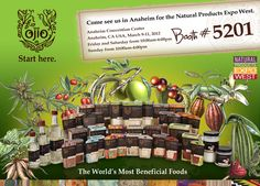 Ojio_The World's Most Beneficial Foods
