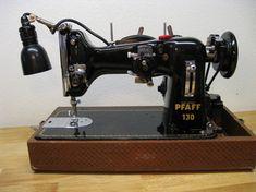 Pfaff Sewing Machine Gallery - OldSewinGear